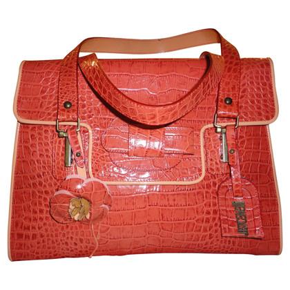 Just Cavalli Lederhandtasche