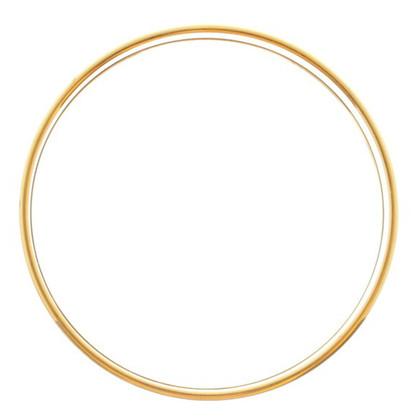 Hermès Bangle in black / gold