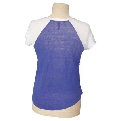 Isabel Marant Linen t-shirt
