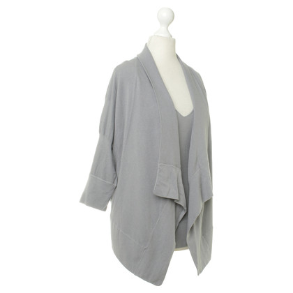 Donna Karan Twinset in grey