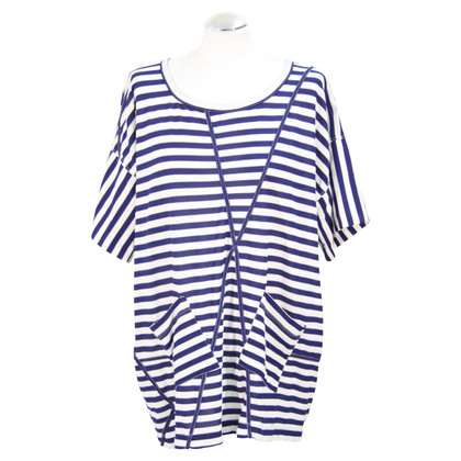 See by Chloé T-Shirt mit Streifenmuster