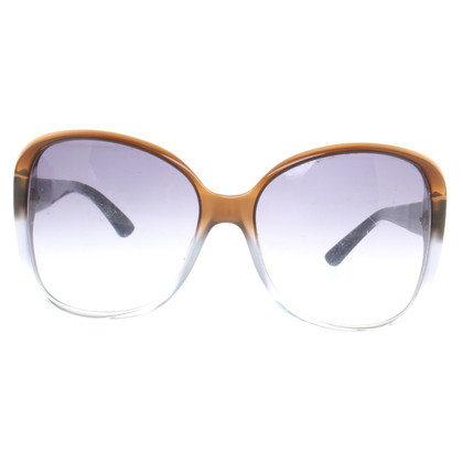 Gucci Sonnenbrille in Blau