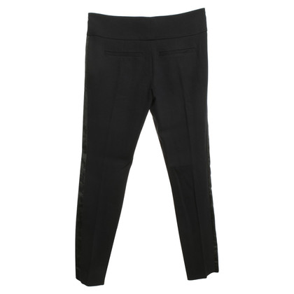 Schumacher trousers in dark blue