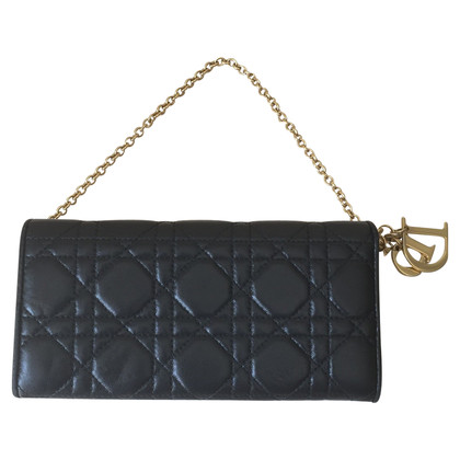 "Christian Dior ""Lady Dior Wallet On Chain"""