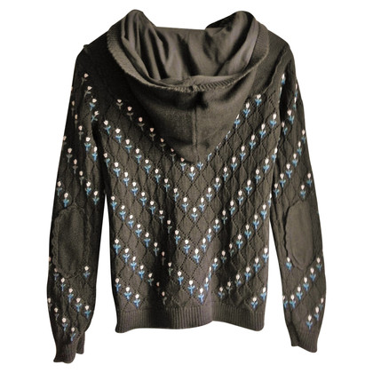 Manoush Hooded Cardigan