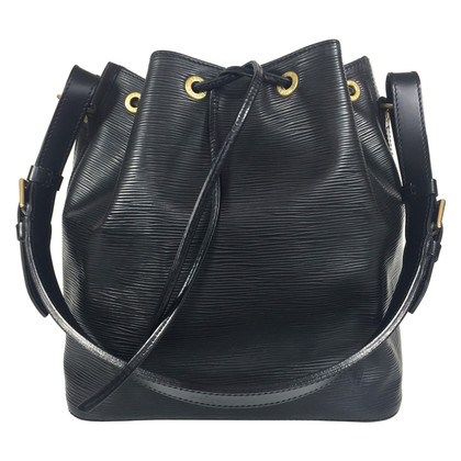 "Louis Vuitton ""Petit Noé pelle Epi"" in nero"