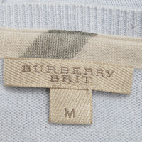 Burberry Pullover in light blue