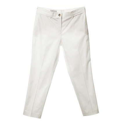 René Lezard Suit pants in white