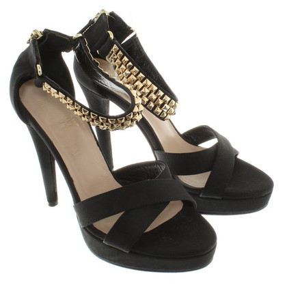 Moschino Sandals Studded trim