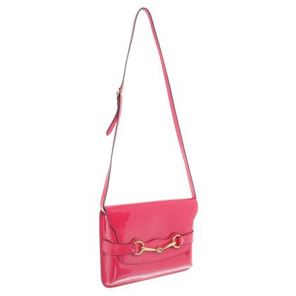 Gucci Borsa a tracolla in rosa
