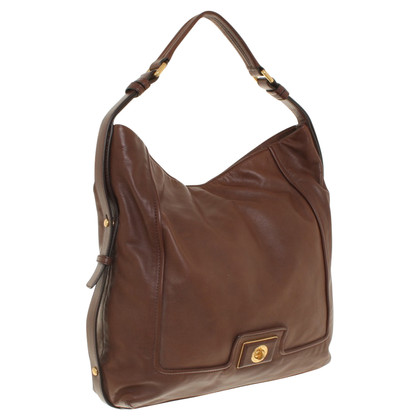 Marc by Marc Jacobs Hobo Bag in marrone scuro
