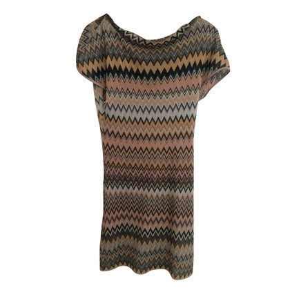 Missoni Dress with Glitzergarn