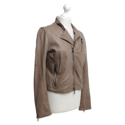 Mabrun biker jacket