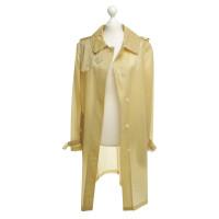 Alexander McQueen Coat in yellow