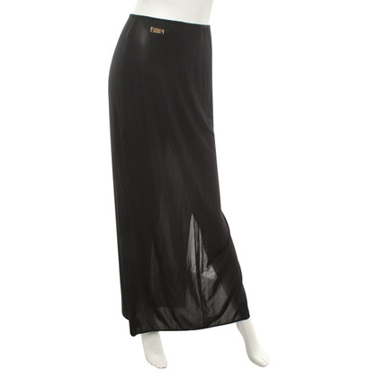 La Perla Beach skirt in black