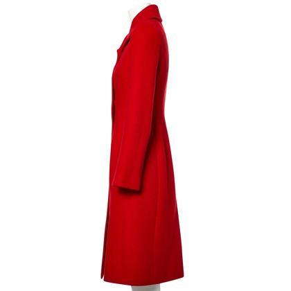 Dolce & Gabbana Mantel in Rot