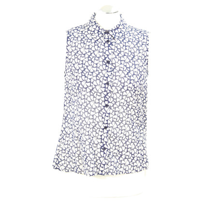 Hobbs Blouse with pattern
