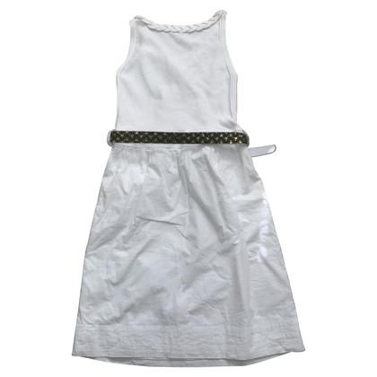 Patrizia Pepe robe blanche