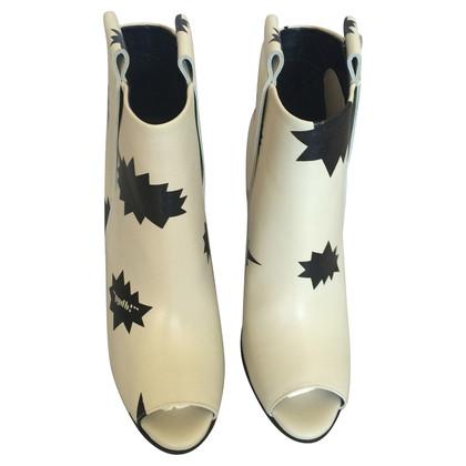 Golden Goose Peeptoe laarzen
