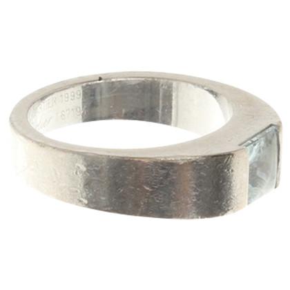 Cartier Ring mit Schmuckstein