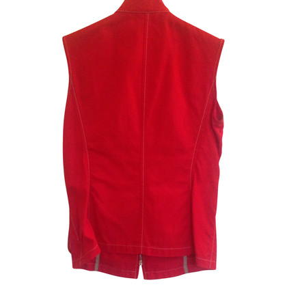 Fay Vest in red
