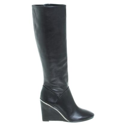 Diane von Furstenberg Boots with wedge heel