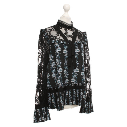H&M (designers collection for H&M) Erdem X H & M blouse avec un motif floral