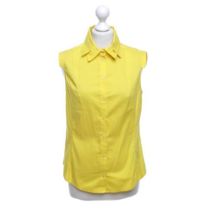 Karen Millen Blouse in geel