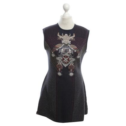 Mary Katrantzou Dress with effect yarn