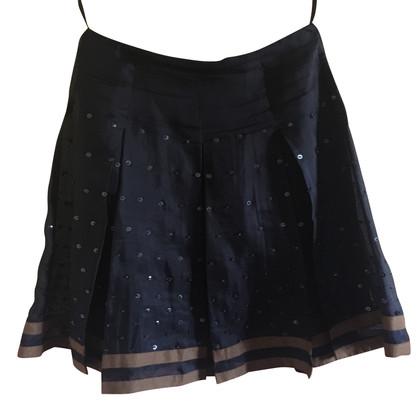 Max Mara Blue midi skirt skirt