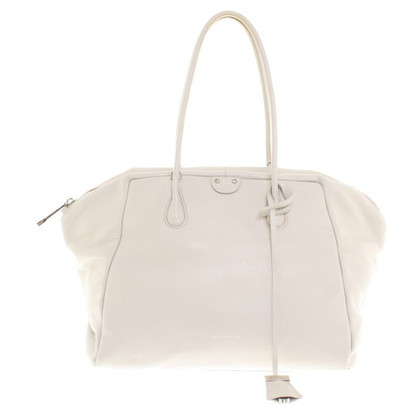 Coccinelle Handbag in cream