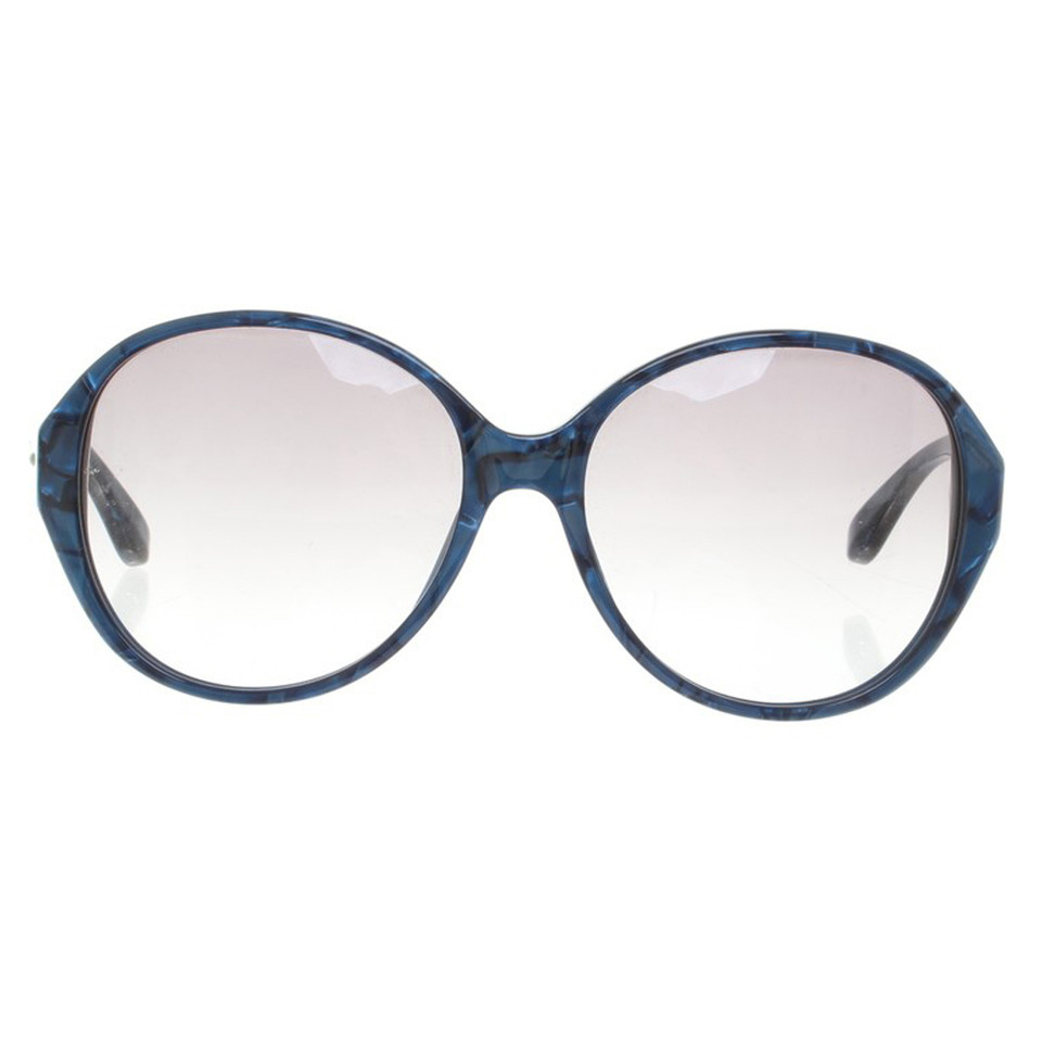 marc jacobs sonnenbrille in blau second hand marc jacobs. Black Bedroom Furniture Sets. Home Design Ideas