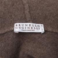 Brunello Cucinelli Pull en maille en cachemire