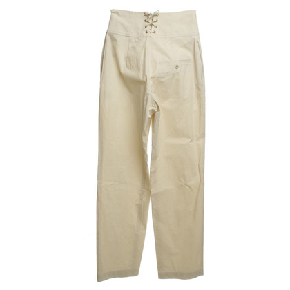 Wunderkind Trouser in Beige