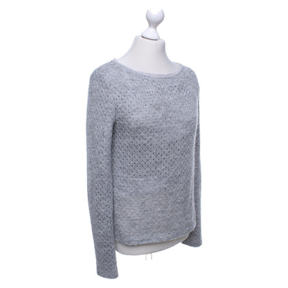 St. Emile Sweater in a layered look