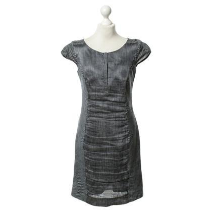 Luisa Cerano Sommerkleid mit Streifen