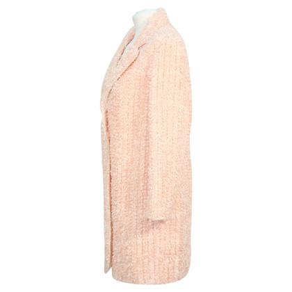 Armani Cappotto rosa