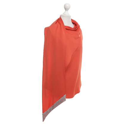 Hôtel Particulier Blouse top in orange
