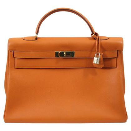 """Hermès """"Kelly Bag 40"""" from Togoleder"""