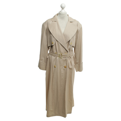 Valentino Trenchcoat in Beige
