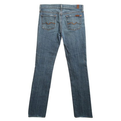 7 For All Mankind Jeans en bleu