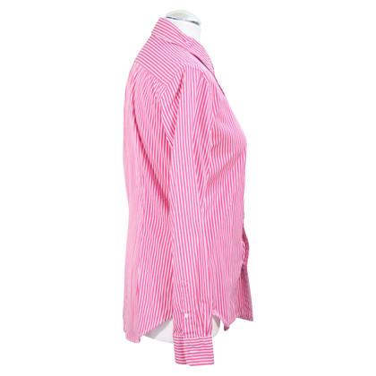 Ralph Lauren Striped blouse in pink