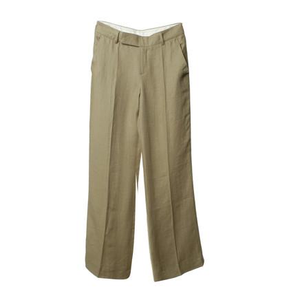 Strenesse Linen trousers in beige