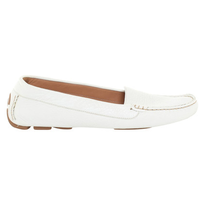 Hugo Boss Slipper in White