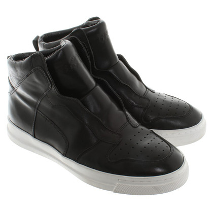 Ash Sneakers in Schwarz