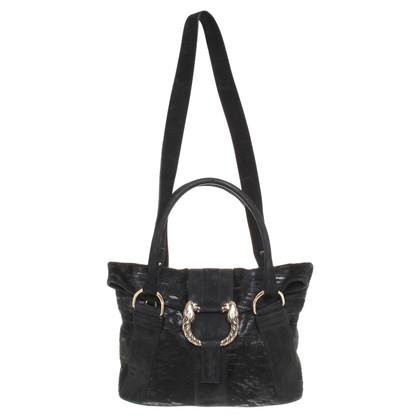 Bulgari Handbag with lion application