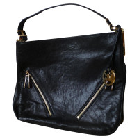 Michael Kors Shopper in black leather