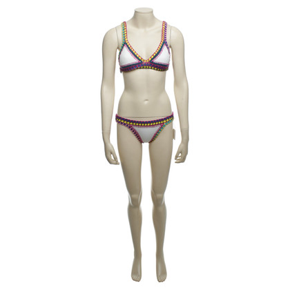 Kiini  Bikini mit Häkel-Details