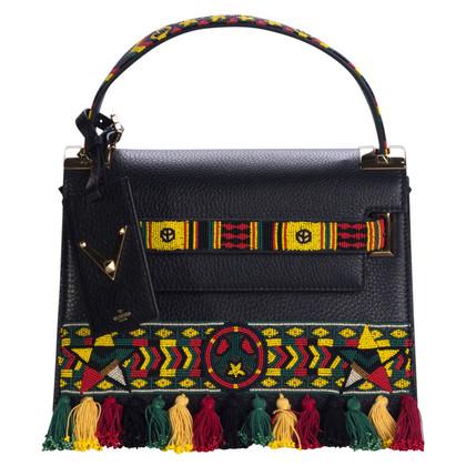 "Valentino ""My Rockstud Jamaica Tote Bag"""