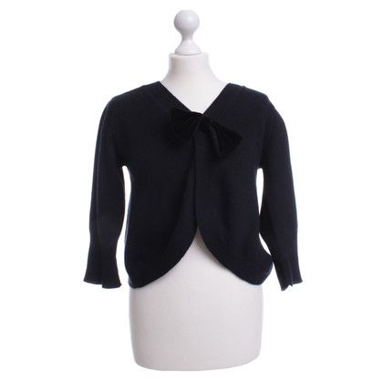 Marc Jacobs Cardigan with Ribbon